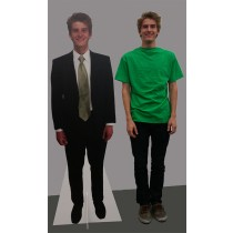 LifeSize Foam Board Cutout